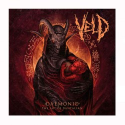 VELD‎-DAEMONIC: The Art Of Dantalian LP Ltd. Ed.