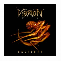 VIBRION - Bacterya LP Clear Ed. Ltd.