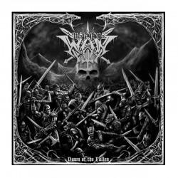 INSIDIOUS WAR - Dawn of the Fallen CD Digipak EP