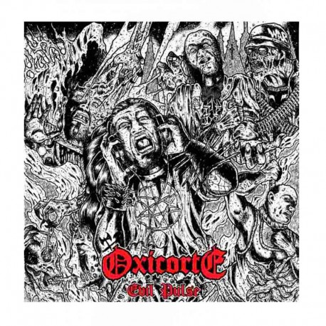 OXICORTE - Evil Pulse 7""