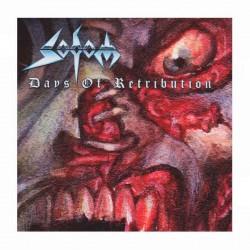 SODOM - Days Of Retribution CD EP