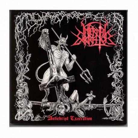 INFERNAL EXECRATOR - Antichrist Execration CD Digipak