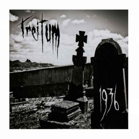 TREITUM - 1936 CD