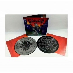 VOÏVOD - Target Earth 2LP Picture Disc