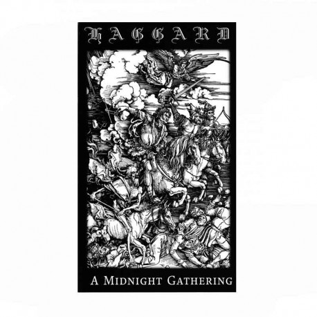 HAGGARD - A Midnight Gathering VHS