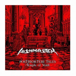 WISHMASTER - Postmortem Tales (Temple of Void) CD