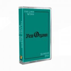 THE LORD WEIRD SLOUGH FEG - New Organon Cassette White - Ltd. Ed
