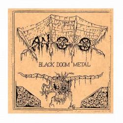 XANTOTOL - Black Doom Metal CD