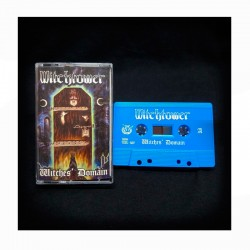 WITCHTOWER - Witches' Domain Cassette Azul - Ed. Ltd.