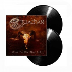CRUACHAN - Blood for the Blood God 2LP Ltd. Ed.
