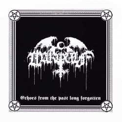 WARWULF - Echoes From The Past Long Forgotten CD Ed. Ltd. Numerada a mano