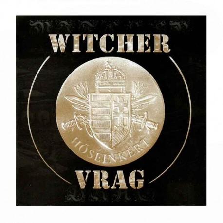 WITCHER/VRAG - Hőseinkért... CD
