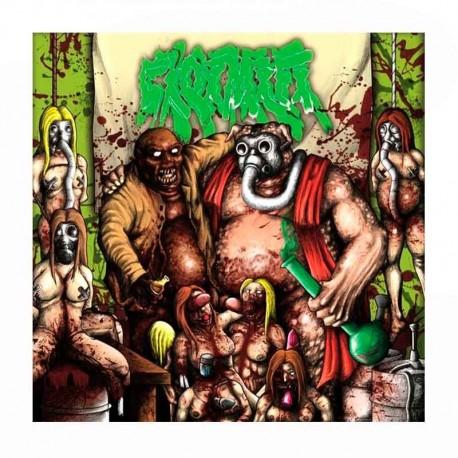 CxQxMxFx - Fecaloma CD