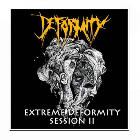 DEFORMITY - Extreme Deformity Session II CD + DVD Digipack