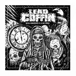 LEAD COFFIN - Media Humanidad Es La Que Sobra CD EP