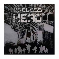 USELESS HEAD - Structures Of Decadence CD, EP