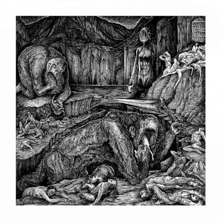 MOLOCH/ARRIA PAETUS LP Split Gatefold Ed. Ltd.