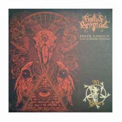 HORTUS ANIMAE - Piove Sangue / Live in Banská Bystrica LP Ed. Ltd. Numerada