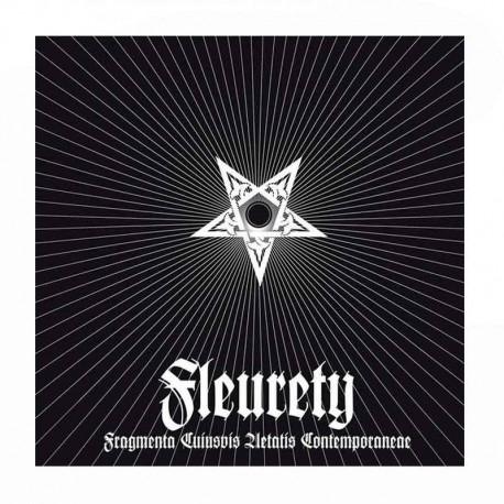 """FLEURETY - Fragmenta Cuiusvis Aetatis Contemporaneae 7"""" EP"""