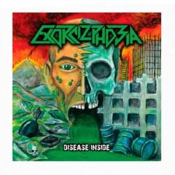 EXORCIZPHOBIA - Disease Inside CD EP
