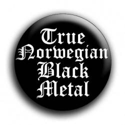Chapa TRUE NORWEGIAN BLACK METAL