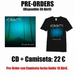 NIRNAETH CD + T-Shirt (PRE ORDER)