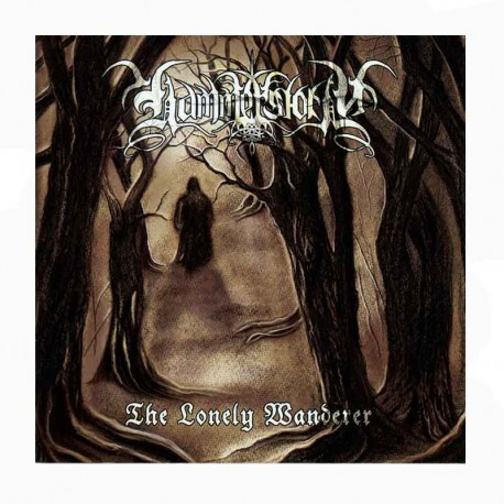 HAMMERSTORM - The Lonely Wanderer CD Ltd. Ed.