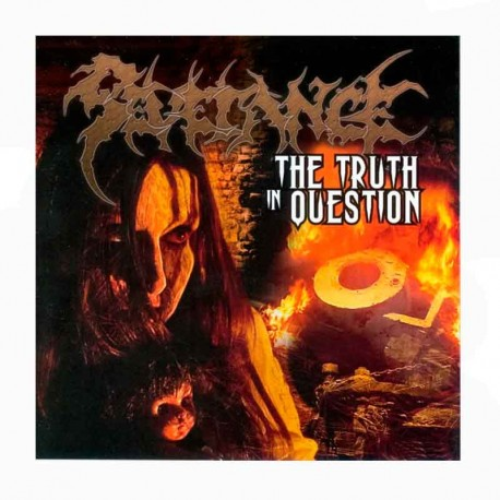 SEVERANCE - The Truth In Question CD