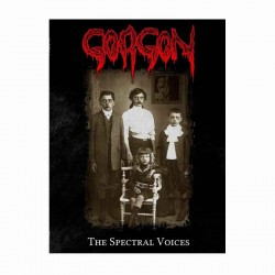 GORGON - The Spectral Voices CD A5 Digipack Ltd. Ed.