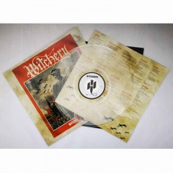 WITCHERY - Witchkrieg LP Transparente Ed. Ltd.