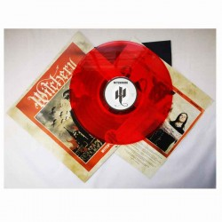 WITCHERY - Witchkrieg LP Vinilo Rojo Transparente Ed. Ltd. PRE ORDERS
