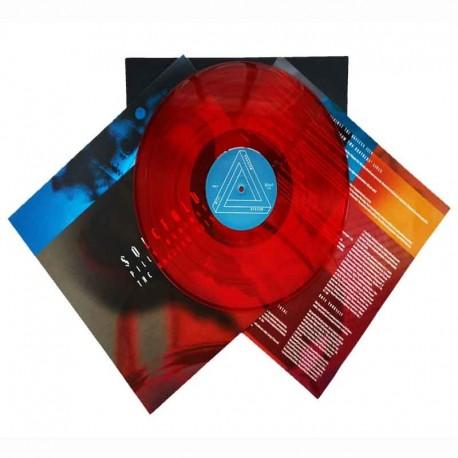 SOLEFALD - Pills Againts The Ageless IIIs LP Vinilo Rojo Transparente Ed. Ltd