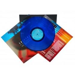 SOLEFALD - Pills Againts The Ageless IIIs LP Vinilo Azul Transparente Ed. Ltd