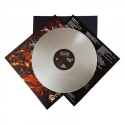 PYREXIA - Sermon Of Mockery LP Silver Vinyl Ltd. Ed.