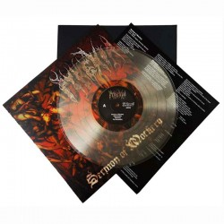 PYREXIA - Sermon Of Mockery LP Ultra Clear Vinyl Ltd. Ed.