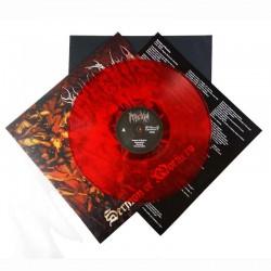 PYREXIA - Sermon Of Mockery LP Vinilo Rojo Transparente Ed. Ltd