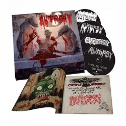 AUTOPSY - After The Cutting (4CD+LIBRO)