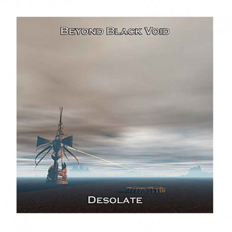 BEYOND BLACK VOID - Desolate CD