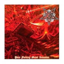 CURSEDNESS - Pure Fucking Metal Invasion CD Ltd. Ed.