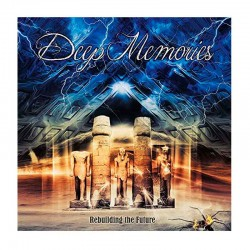 DEEP MEMORIES - Rebuilding The Future CD Ltd. Ed.