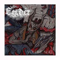 EGGÞÉR - Volume Null CD Mini-Álbum Ed. Ltd.