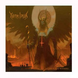 YOTH IRIA - As The Flame Withers CD Digipack Ltd. Ed.