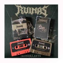 RUINAS - Ikonoklasta Cassette Rojo - Ed. Ltd