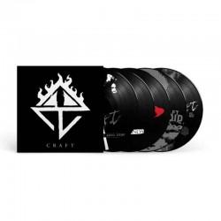 CRAFT - Craft LP BOX (Cofre con 5 Vinilos) Ed. Ltd