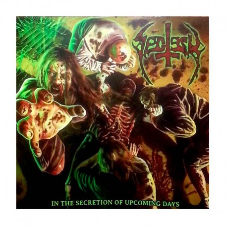 SECTESY - In The Secretion Of Upcoming Days LP