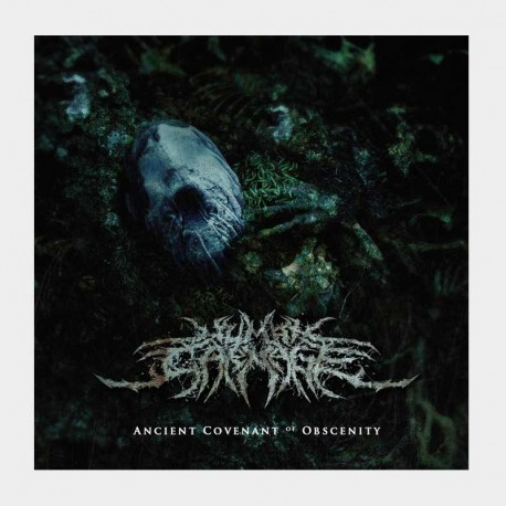 HUMAN CARNAGE - Ancient Covenant Of Obscenity CD