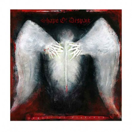 SHAPE OF DESPAIR - Angels Of Distress LP