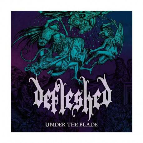 DEFLESHED - Under The Blade LP
