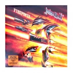 JUDAS PRIEST - Firepower 2LP Orange Vinyl, Ltd. Ed.