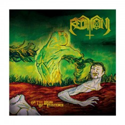 REDIMONI - On The Brink Of Existence CD EP Digipack